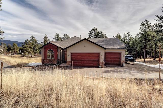 230 Mohawk Trail, Pine, CO 80470 (#7597486) :: The Healey Group