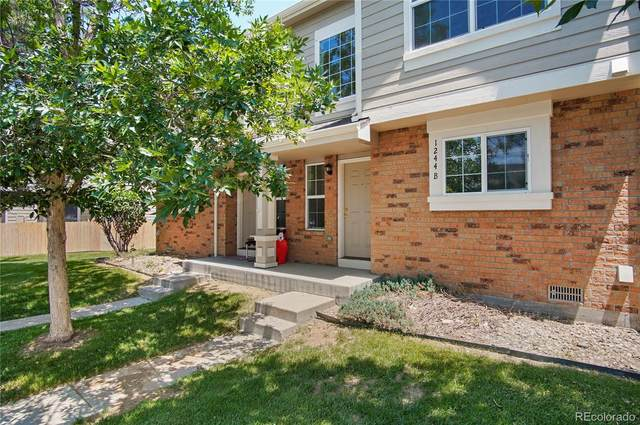1244 S Zeno Way B, Aurora, CO 80017 (#7597490) :: Bring Home Denver with Keller Williams Downtown Realty LLC