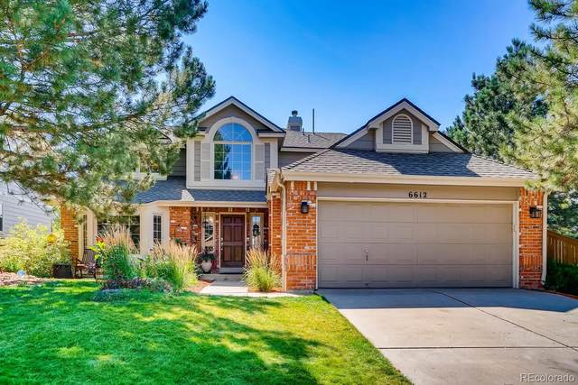 6612 Yale Drive, Highlands Ranch, CO 80130 (#7597532) :: The Margolis Team