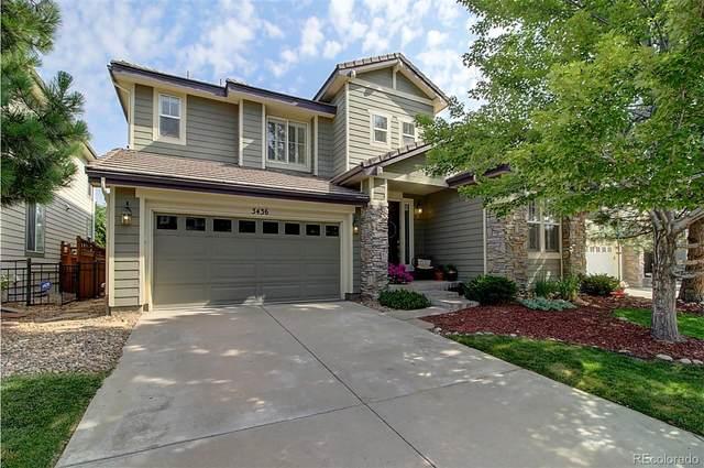 3436 Westbrook Lane, Highlands Ranch, CO 80129 (MLS #7597575) :: Find Colorado