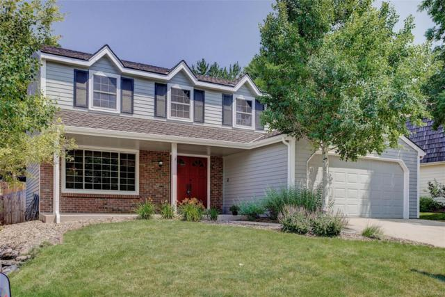 7394 S Ivy Way, Centennial, CO 80112 (#7598334) :: Structure CO Group