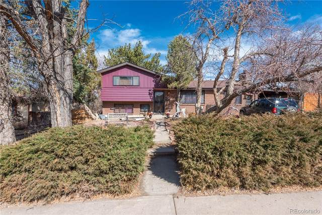 14533 E 11th Avenue, Aurora, CO 80011 (#7598574) :: iHomes Colorado