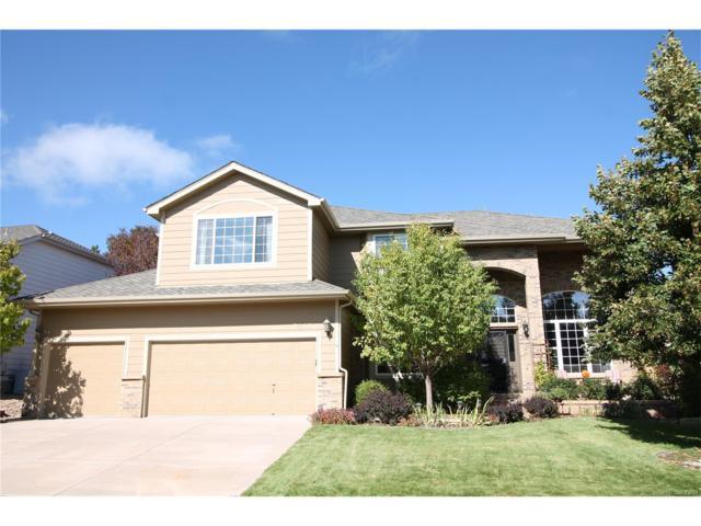 7010 Turweston Lane, Castle Pines, CO 80108 (#7598601) :: Hometrackr Denver
