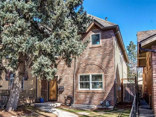 1816 S Lincoln Street, Denver, CO 80210 (MLS #7598639) :: 8z Real Estate