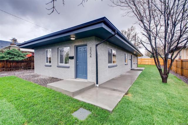 2354 S Cherokee Street, Denver, CO 80223 (#7599213) :: The Griffith Home Team