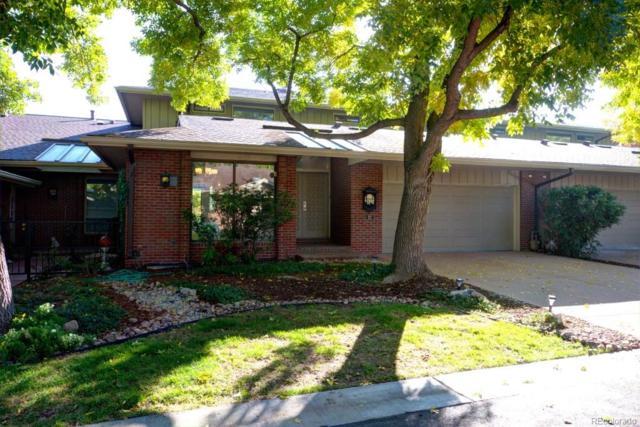 2800 S University Boulevard #22, Denver, CO 80210 (#7599684) :: The Heyl Group at Keller Williams