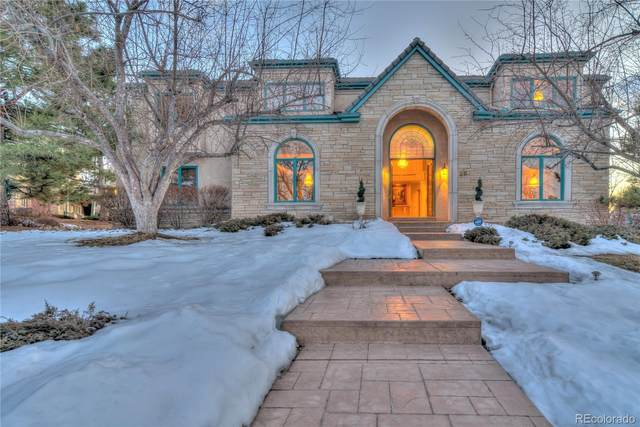 26 Red Tail Drive, Highlands Ranch, CO 80126 (#7599724) :: The Griffith Home Team