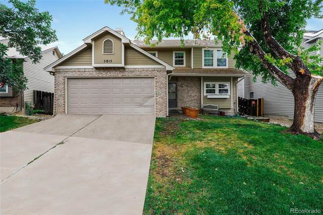 5815 S Jebel Way, Centennial, CO 80015 (MLS #7600487) :: 8z Real Estate