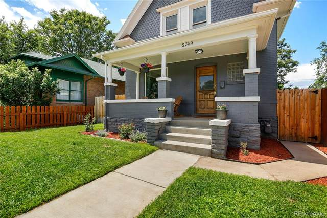2749 York Street, Denver, CO 80205 (MLS #7600896) :: 8z Real Estate