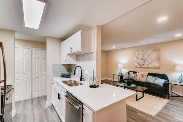 2325 S Linden Court #110, Denver, CO 80222 (MLS #7601307) :: Colorado Real Estate : The Space Agency
