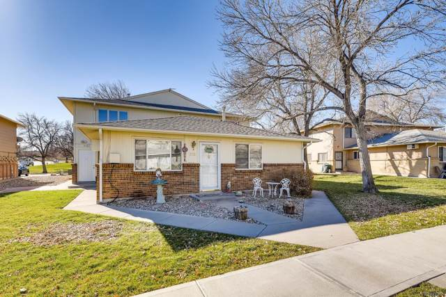 7309 W Hampden Avenue #5502, Lakewood, CO 80227 (#7601627) :: Bring Home Denver with Keller Williams Downtown Realty LLC