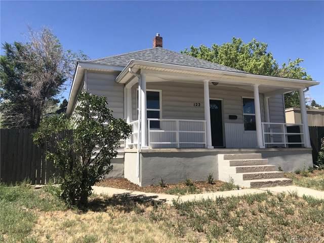 122 Pennsylvania Avenue, Walsenburg, CO 81089 (MLS #7601865) :: 8z Real Estate