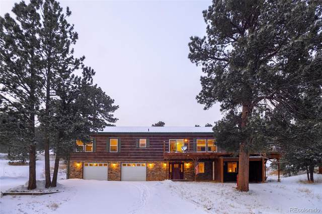 17 Forest Road, Nederland, CO 80466 (#7601970) :: The Brokerage Group