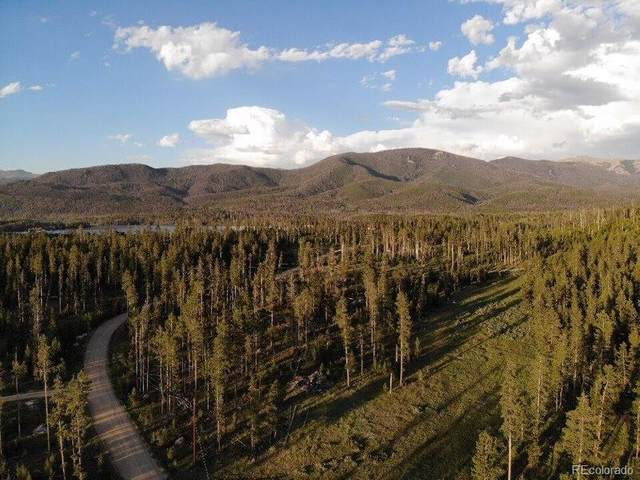 350 County Road 642, Grand Lake, CO 80446 (MLS #7602237) :: 8z Real Estate