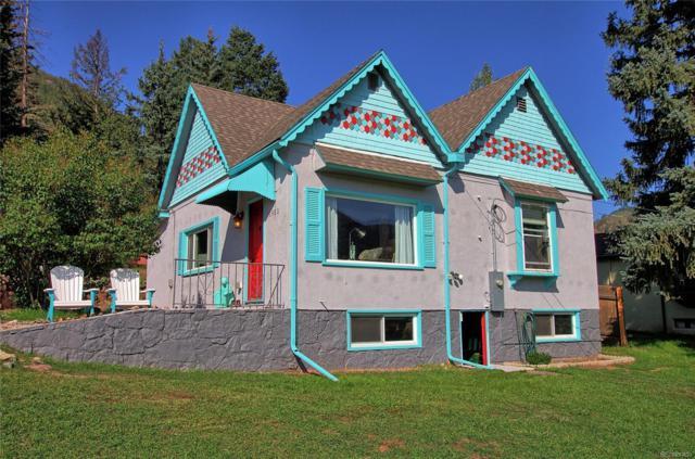 6960 Howard Street, Green Mountain Falls, CO 80819 (#7602292) :: The Peak Properties Group
