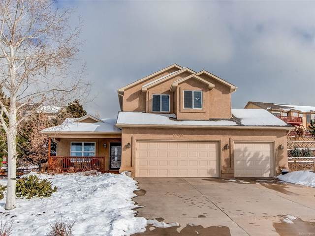 15515 Desiree Drive, Colorado Springs, CO 80921 (MLS #7602334) :: 8z Real Estate