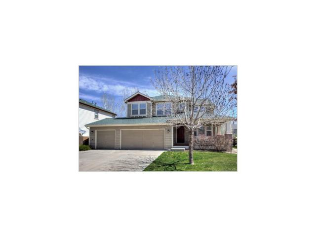 10888 Mcclellan Road, Parker, CO 80134 (#7602370) :: The Griffith Home Team