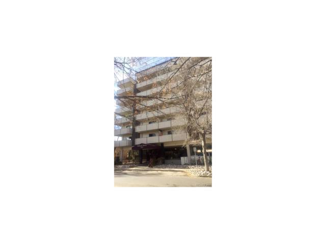 1313 Steele Street #603, Denver, CO 80206 (#7602371) :: Thrive Real Estate Group