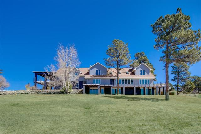 9735 E Tom Tom Drive, Parker, CO 80138 (#7602492) :: Wisdom Real Estate