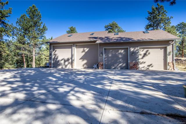 13694 Drake Court, Pine, CO 80470 (#7602495) :: Colorado Home Realty