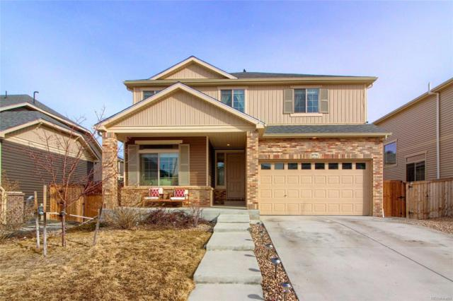 4796 S Buchanan Street, Aurora, CO 80016 (#7602804) :: The HomeSmiths Team - Keller Williams