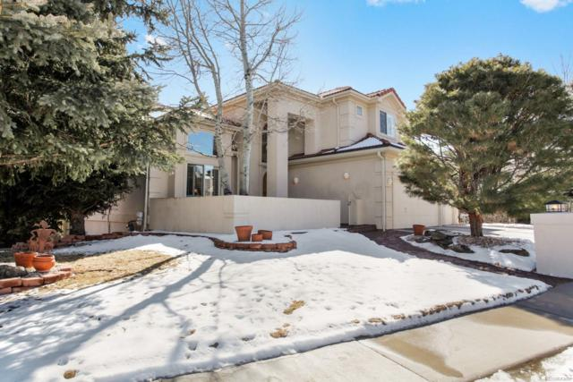 16808 W 69th Circle, Arvada, CO 80007 (#7603692) :: The Heyl Group at Keller Williams