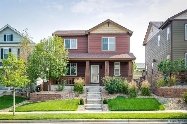 3788 Cadence Drive, Castle Rock, CO 80109 (#7604302) :: The DeGrood Team