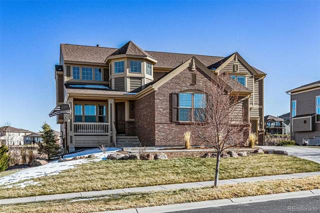 11826 S Saunter Court, Parker, CO 80138 (#7604422) :: Berkshire Hathaway HomeServices Innovative Real Estate