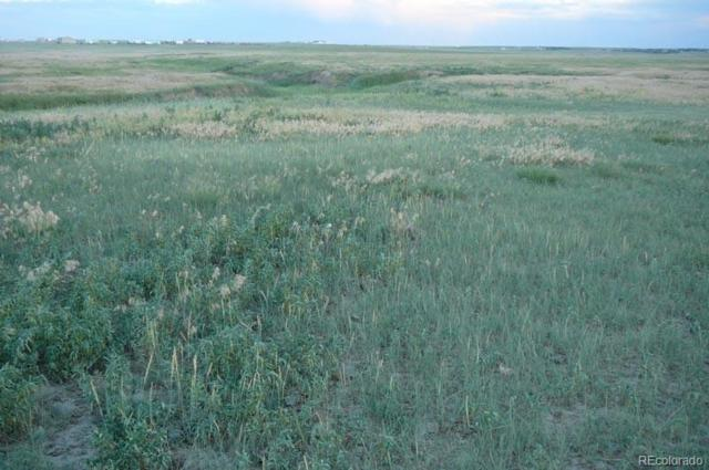 Parcel 16 Bradbury-Krebs Road, Byers, CO 80103 (MLS #7604497) :: 8z Real Estate