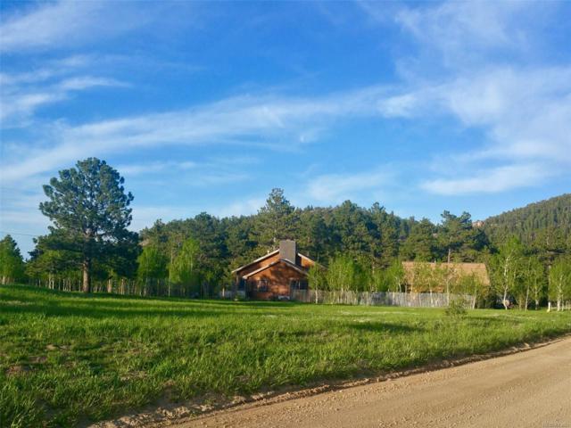 597 Gross Dam Road, Golden, CO 80403 (#7605459) :: The Peak Properties Group