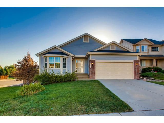 8402 Eyebright Court, Parker, CO 80134 (MLS #7605530) :: 8z Real Estate