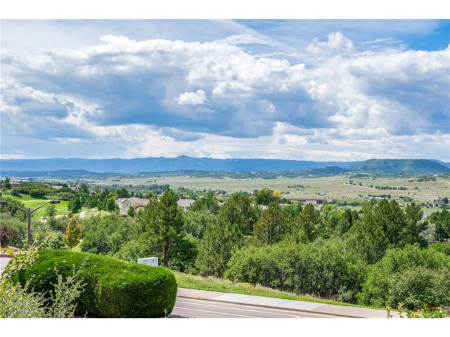 202 October Place, Castle Rock, CO 80104 (#7605918) :: 5281 Exclusive Homes Realty