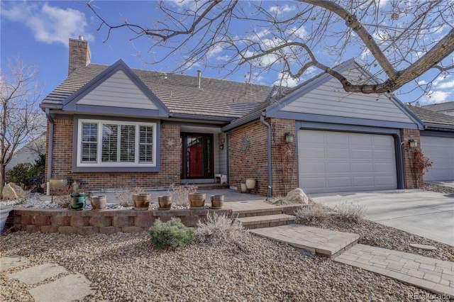 6069 E Briarwood Drive, Centennial, CO 80112 (#7606084) :: Relevate | Denver