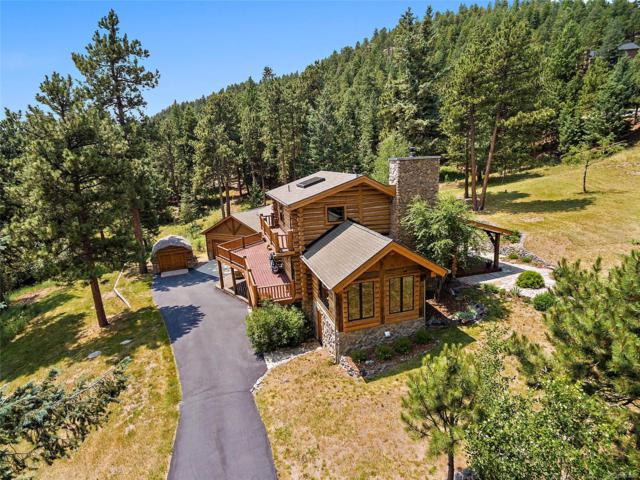 6561 Kilimanjaro Drive, Evergreen, CO 80439 (#7606372) :: The Pete Cook Home Group