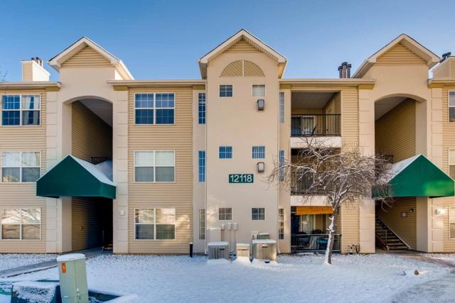 12118 W Dorado Place #304, Littleton, CO 80127 (#7606498) :: The City and Mountains Group