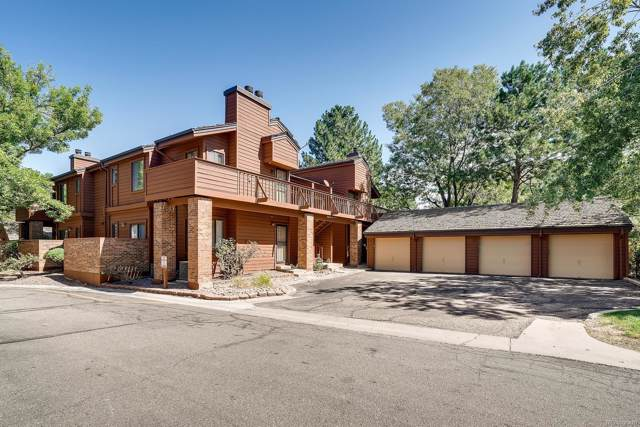 2685 S Dayton Way #307, Denver, CO 80231 (#7606595) :: 5281 Exclusive Homes Realty