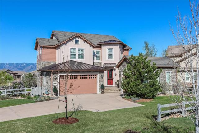 10683 Featherwalk Way, Highlands Ranch, CO 80126 (#7607416) :: The Pete Cook Home Group