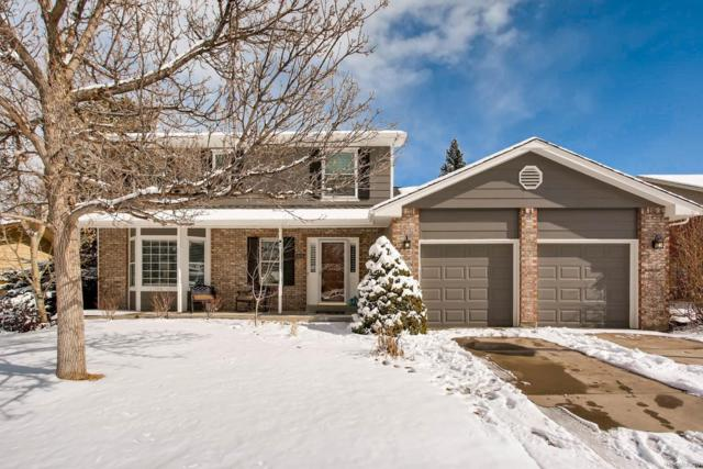 8124 S Harrison Circle, Centennial, CO 80122 (#7607588) :: The Griffith Home Team