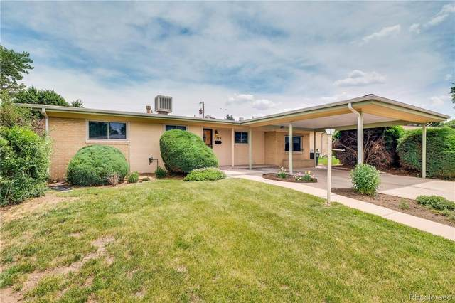 2722 S Meade Street, Denver, CO 80236 (#7607603) :: The DeGrood Team