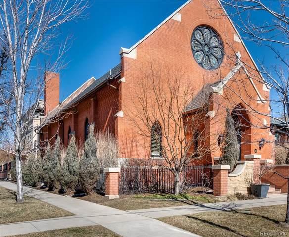 2401 E 5th Avenue #1, Denver, CO 80206 (#7608136) :: Sultan Newman Group