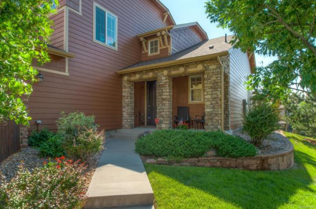 4008 Blue Pine Circle, Highlands Ranch, CO 80126 (#7608612) :: The HomeSmiths Team - Keller Williams
