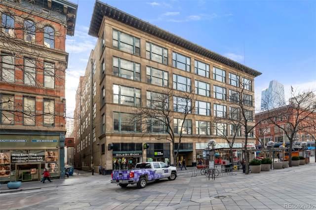 720 16th Street #218, Denver, CO 80202 (#7608805) :: The Peak Properties Group