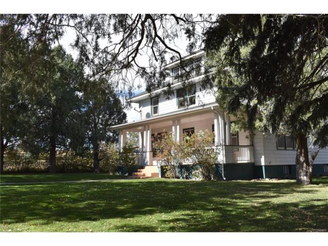 38000 County Road 13, Elizabeth, CO 80107 (#7608881) :: Colorado Home Realty