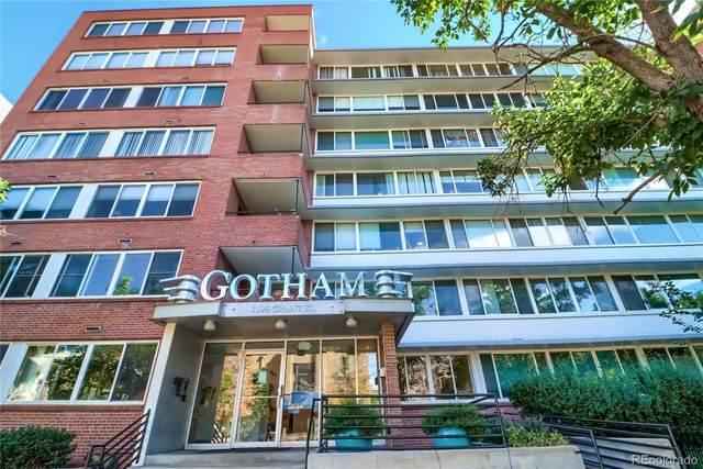 1196 N Grant Street #404, Denver, CO 80203 (#7609729) :: Sultan Newman Group