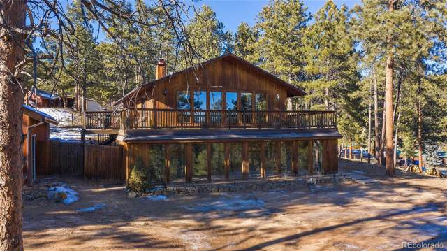 27393 Pine Valley Drive, Evergreen, CO 80439 (#7609770) :: The DeGrood Team