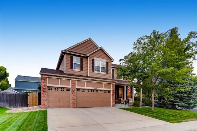 5405 S Sicily Street, Aurora, CO 80015 (#7610376) :: James Crocker Team
