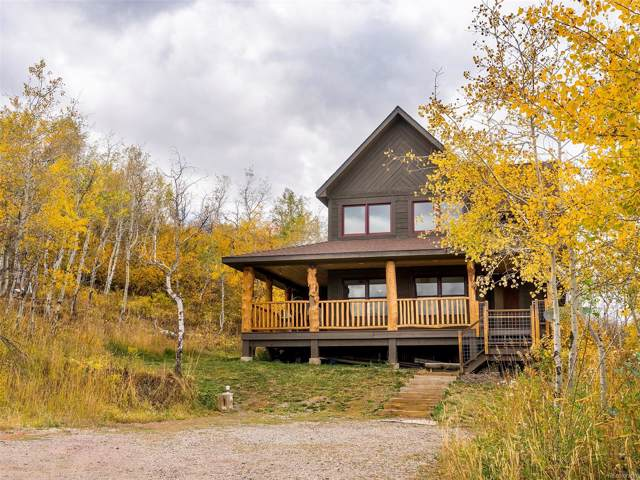 26010 Old Springs Road, Oak Creek, CO 80467 (MLS #7610565) :: 8z Real Estate