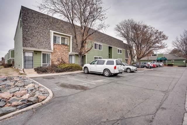 918 S Peoria Street, Aurora, CO 80012 (MLS #7610959) :: Colorado Real Estate : The Space Agency