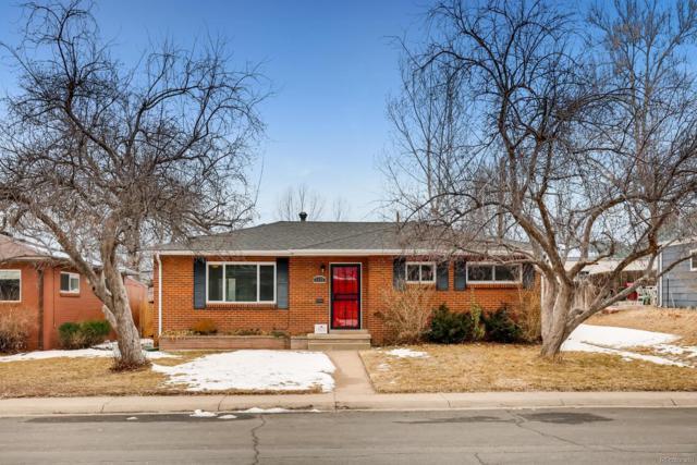 3111 S Ogden Street, Englewood, CO 80113 (MLS #7610983) :: 8z Real Estate