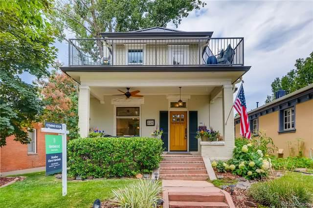225 S Franklin Street, Denver, CO 80209 (MLS #7611083) :: 8z Real Estate